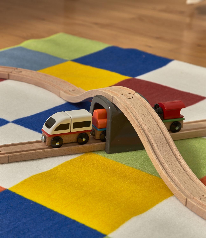 Spielzeugbahn